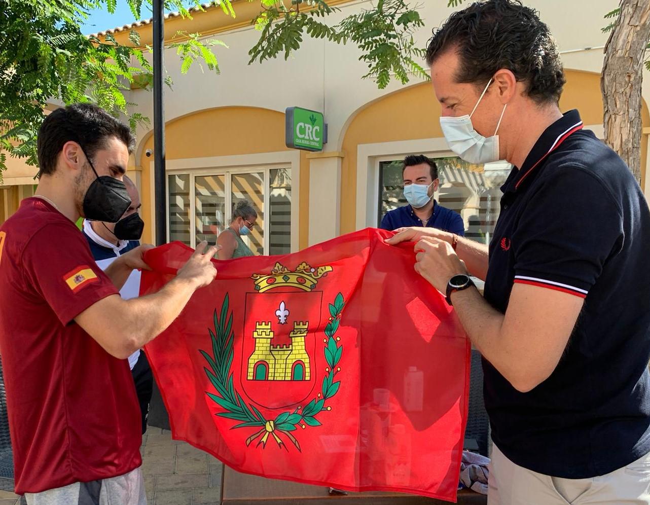 Elda pondrá el nombre del olímpico eldense José Quiles a una plaza del barrio de La Estación