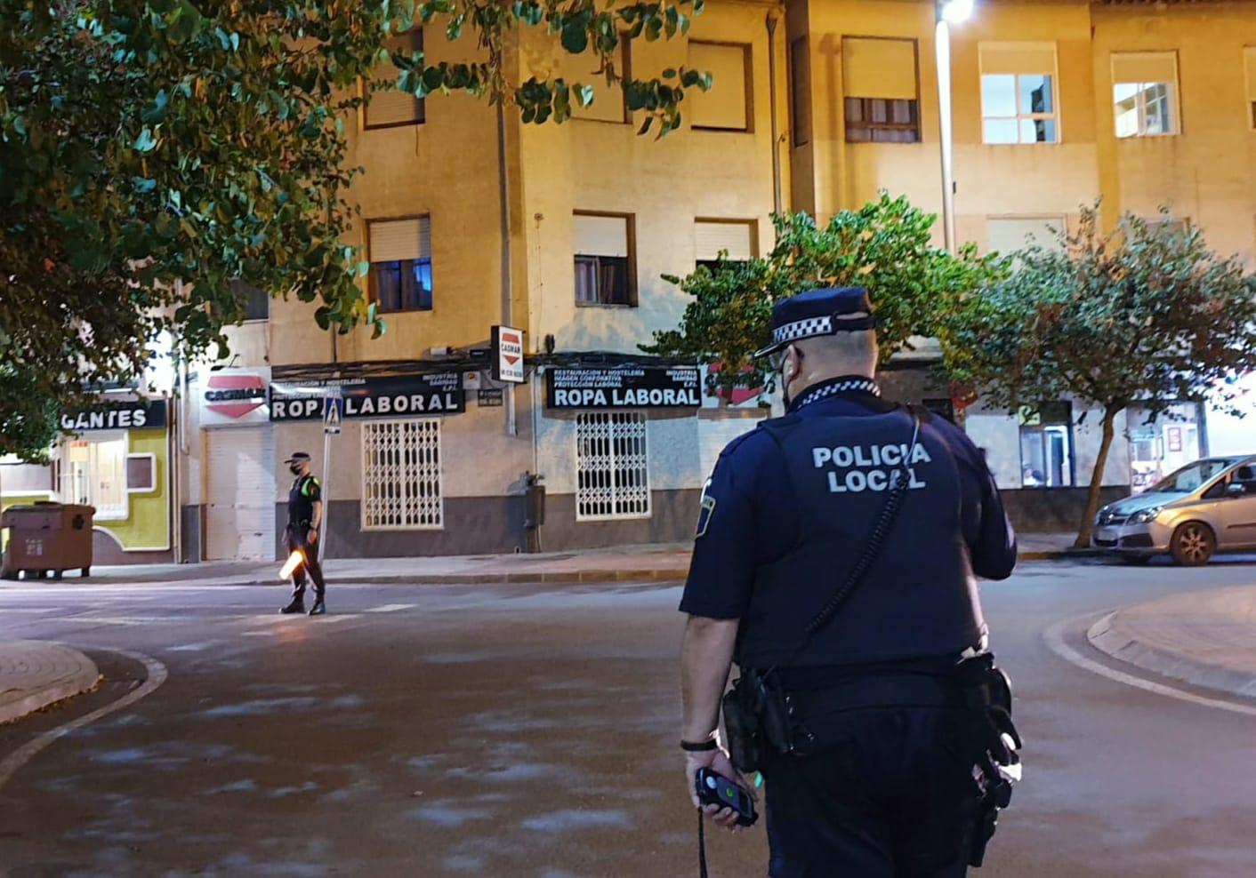 La Policía Local de Elda impone 11 sanciones durante los controles de emisión de ruidos de ciclomotores y motocicletas
