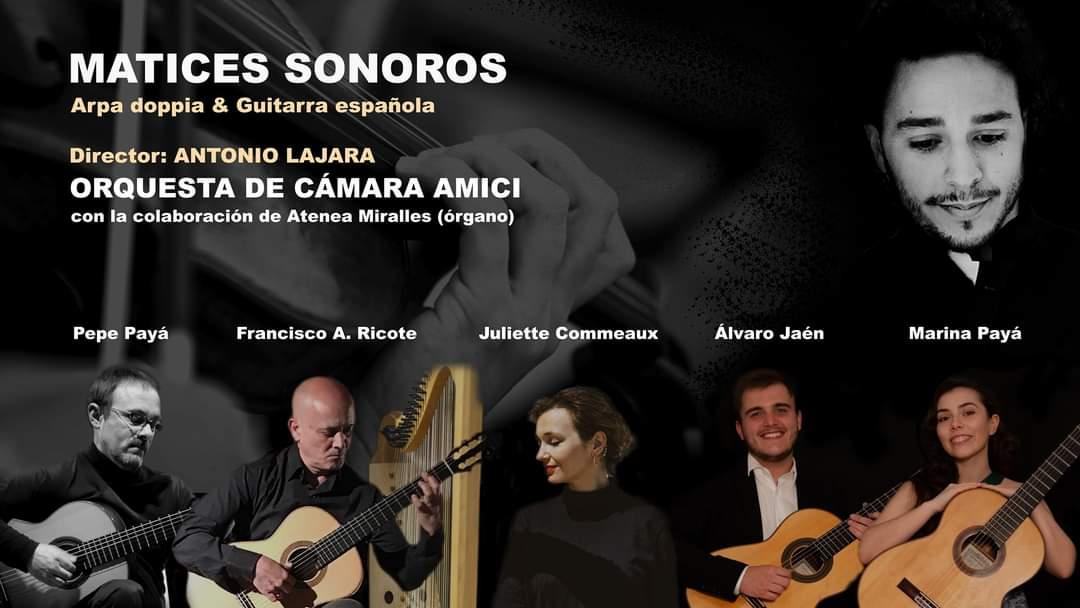 Elda 40Gra2 acoge el próximo viernes su último concierto Matices Sonoros en la Plaza Castelar
