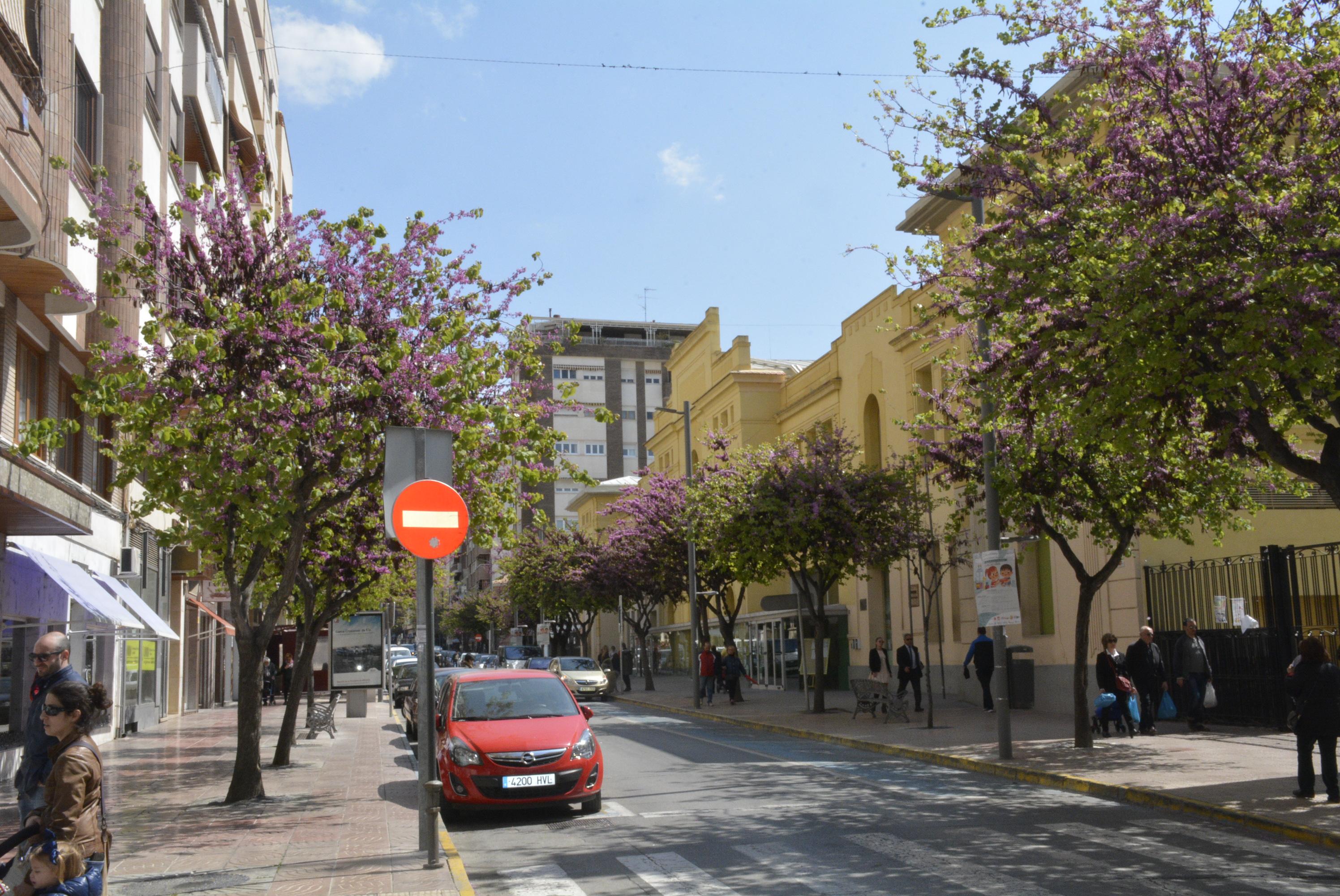 Elda es una de las siete grandes ciudades españolas que cumplen los nuevos límites de polución ambiental establecidos por la OMS