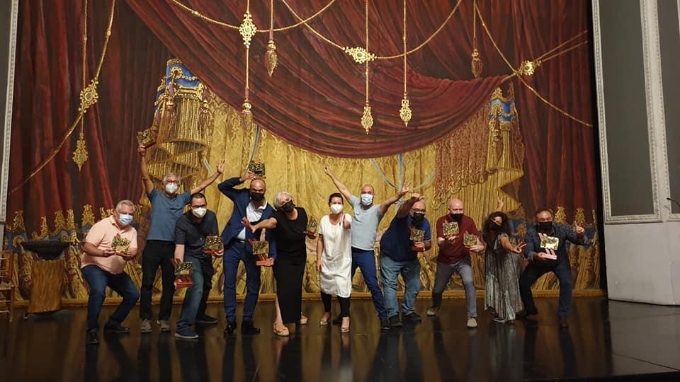 Más de 2.000 espectadores acuden en el Teatro Castelar a las representaciones de la XVI Muestra  'Escena Elda'