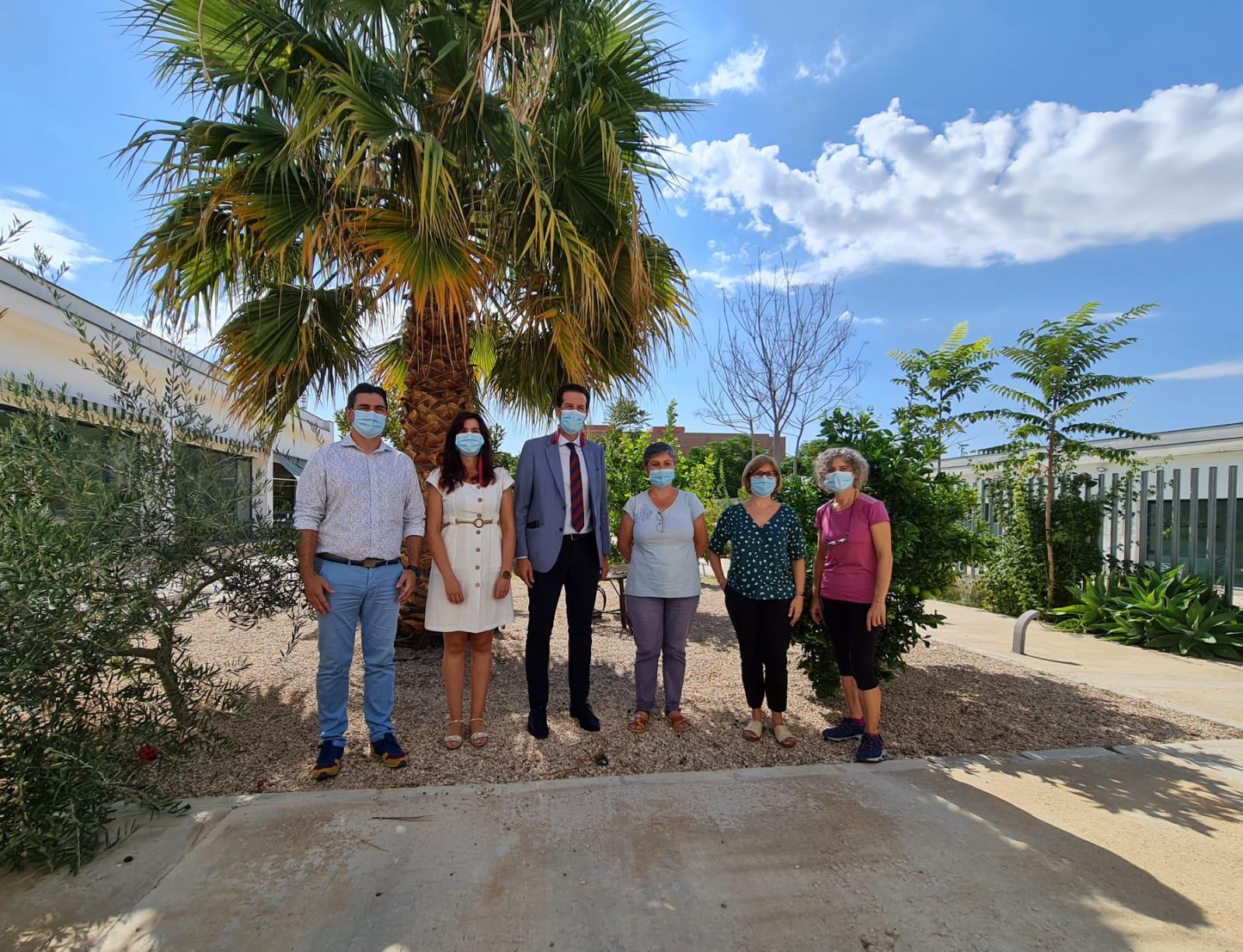 La Asociación de Familiares de Enfermos Mentales recibe una subvención de la Generalitat para ofrecer servicios como Centro de Rehabilitación e Integración Social
