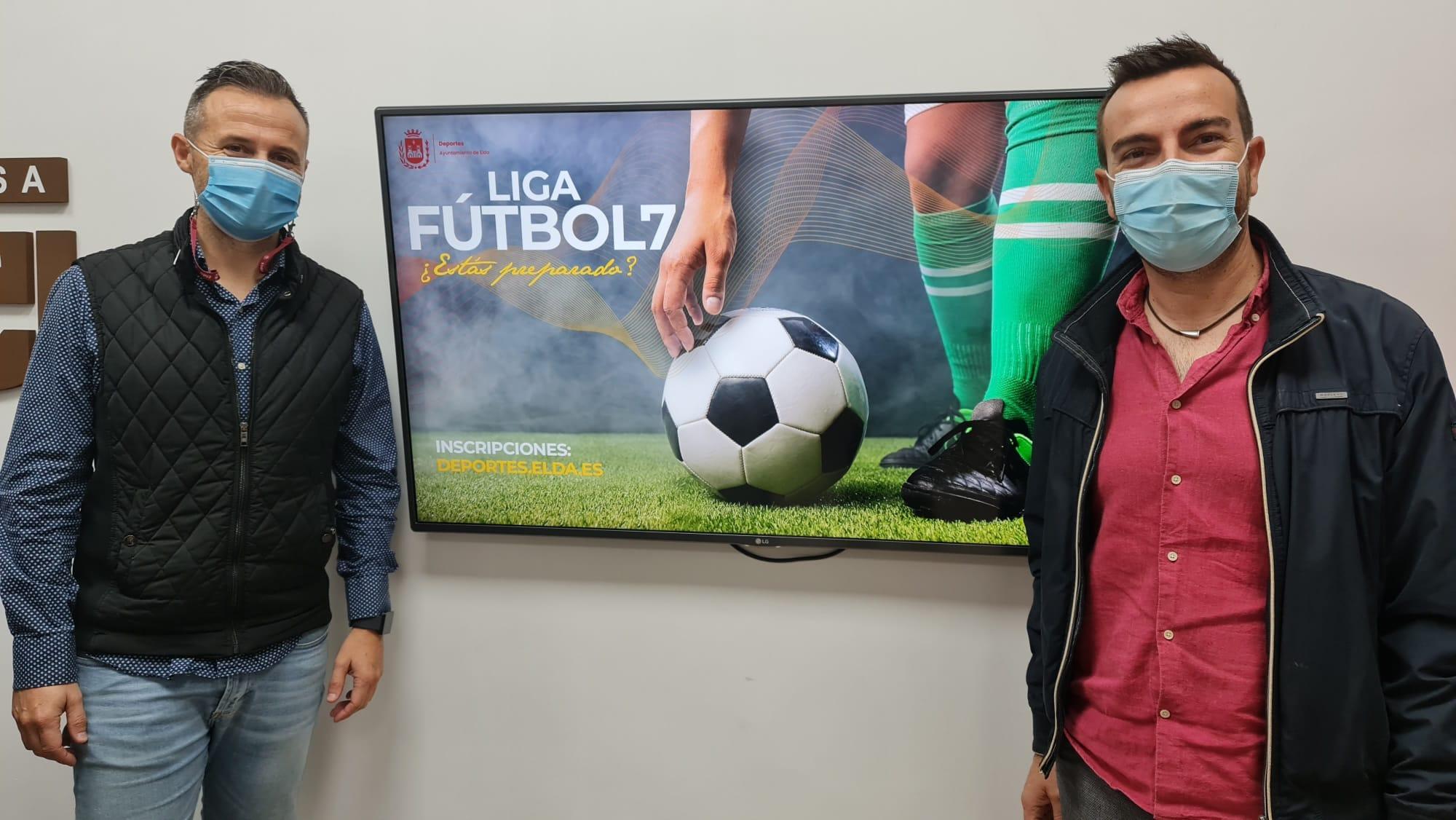 La Liga Local de Fútbol 7 vuelve a escena el 7 de noviembre con la participación de 16 equipos